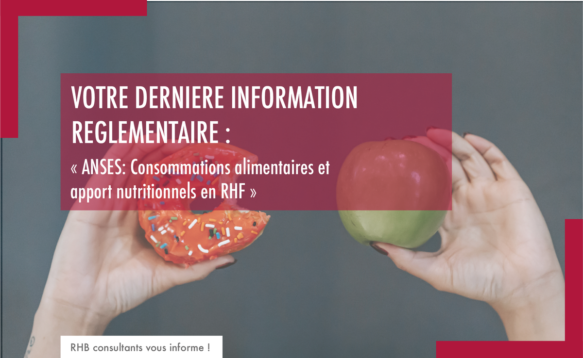 Consommations alimentaires